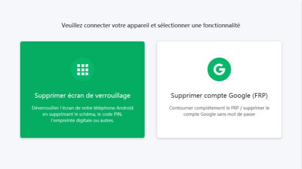 deverrouiller android