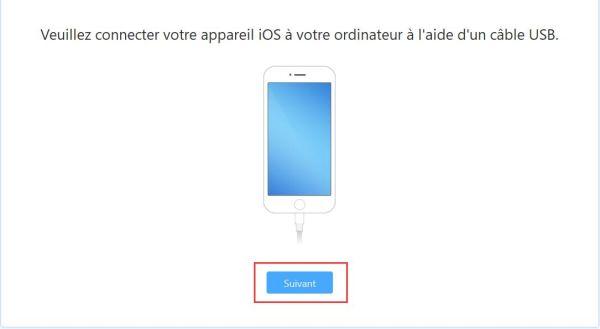 Connecter votre iPhone à l'ordinateur
