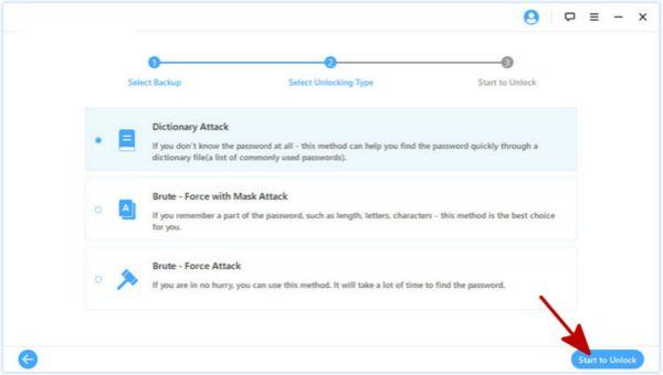 restaurer sauvegarde iphone mot de passe