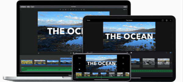 iMovie pour Windows