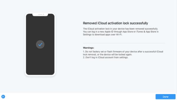Comment utiliser l'outil EelPhone Activation Lock Removal sur Windows