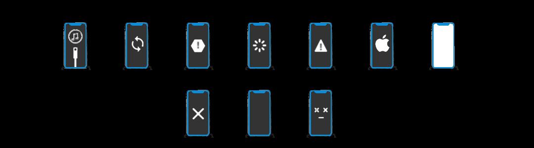 réparer Système iOS