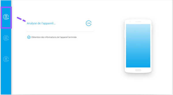 analyser votre android