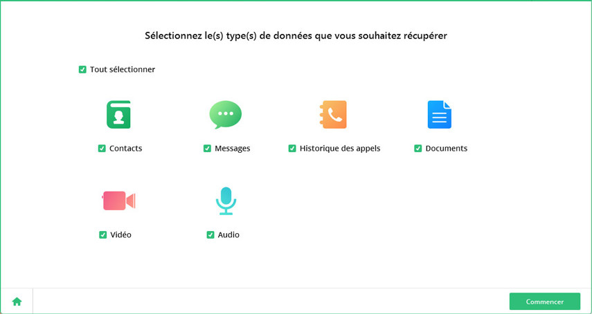 comment retrouver mes contacts samsung