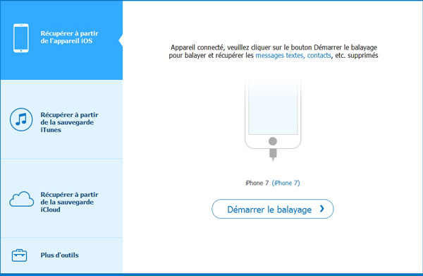 recuperer memo iphone