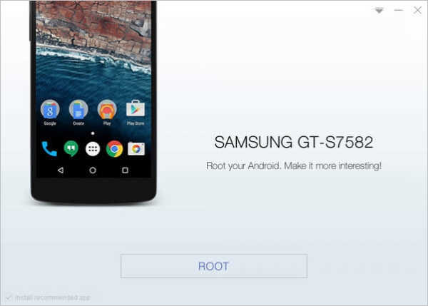 rooter samsung