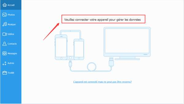 transferer video iphone vers pc